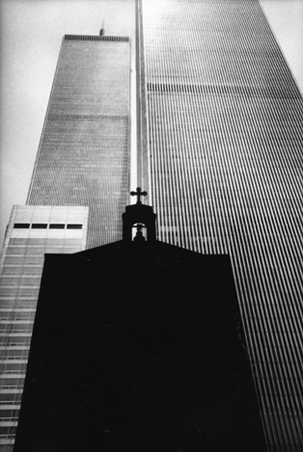 World Trade Center, NYC, 2001