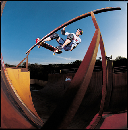 Tony Hawk, Oceanside, CA