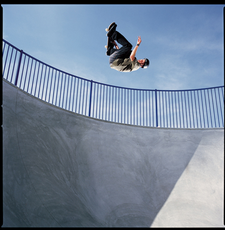 Tony Hawk, Needles, CA