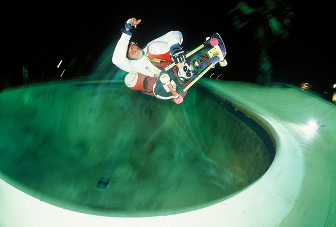 Mike McGill, Square Air, Del Mar Skate Ranch