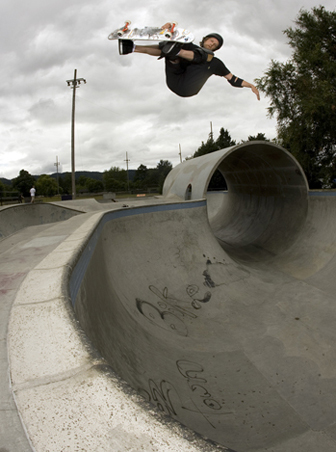 Chris Miller, Pier Park, Portland, OR