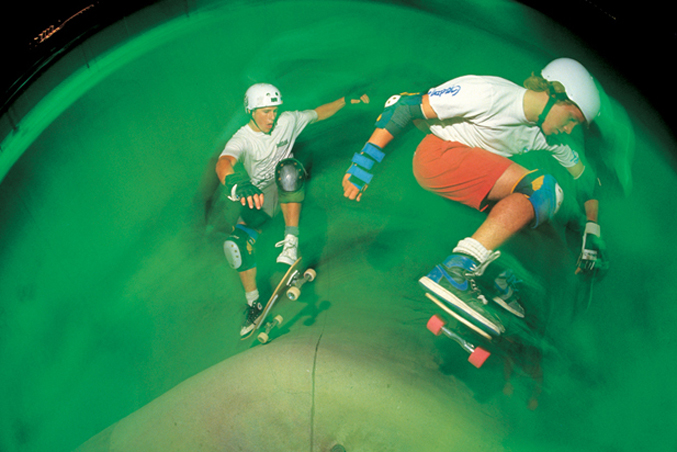 Jason Jessee And Chris Miller, Del Mar Skate Ranch