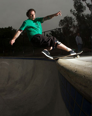 Jeff Grosso, Culver City, CA