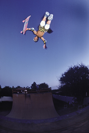 Christian Hosoi, Christ Air, Mesa, AZ