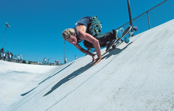 Jay Adams, Del Mar Skate Ranch, CA