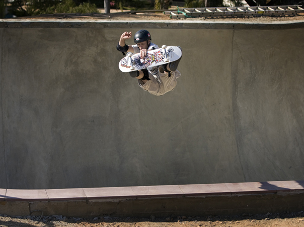 Tony Hawk, Bucky's, Encinitas, CA