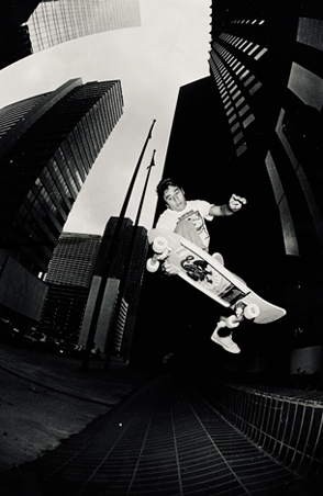 Steve Caballero, Houston, TX